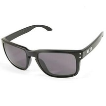 New Oakley Sport Holbrook Matte Black w/Warm Grey OO9102-01 - $176.34
