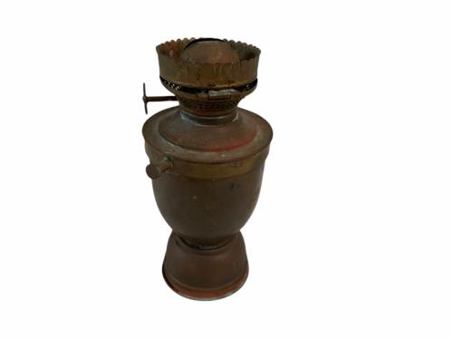 Antique Vintage Gatco Brass Oil Lamp PARTS REPAIR