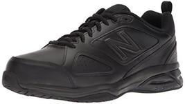 Balance Men's MX623v3 Casual Comfort Training Shoe,  Black Leather, 10 X... - €48,83 EUR