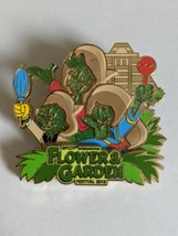 Three Caballeros Topiary 2018 Flower And Garden Festival WDW LE Disney Pin - $24.74
