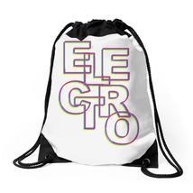 Electro Drawstring Bags - $31.00