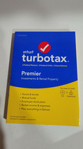 Turbotax Premier 2019 - Investments And Rental Property -  Sealed Disk &... - $14.99