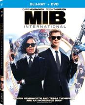 Men in Black: International (Blu-ray + DVD, 2019)