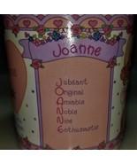 """Precious Moments """"Joanne"""" Mug 1994--Enesco - $12.00"""