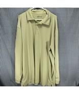 Nike Fit Dry Golf Long Sleeve Shirt Men's Size XXL - $14.84