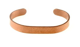 Copper bracelet commonly worn for pain relief for arthritis symptoms. Ti... - $35.14