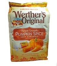 Werther's Original Pumpkin Spice Soft Caramels - $8.95