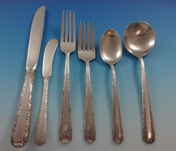 Candlelight by Towle Sterling Silver Flatware Set For 12 Service 73 Pieces - $2,995.00