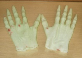 Easter Unlimited Inc- Costume Latex Glow Hands (Small) - $4.94
