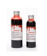Realistic Fake Blood Vampire Cosplay Makeup Bloody Hand Creepy Halloween... - $7.66+