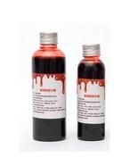 Realistic Fake Blood Vampire Cosplay Makeup Bloody Hand Creepy Halloween... - $7.66+