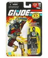 G.I. Joe 25th Anniversary Comic Series Cardback: Cobra B.A.T. (Battle An... - $26.24