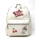 Coach Patches Charlie backpack in Chak/Multi - $269.95