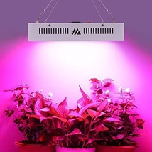 1000W Hydro Grow LED Grow Light Panel Full Spectrum Greenhouse Hydroponi... - $161.78