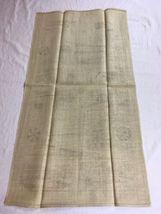 VTG NOS Kay Dee PENNSYLVANIA COVERED BRIDGES Linen Tea Towel image 6