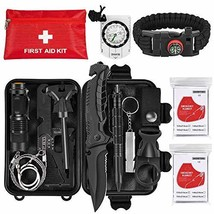 Napasa Emergency Survival Kit 54 in 1 Outdoor Survival Gear Tool and Fir... - $34.72