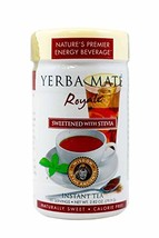 Wisdom of the Ancients Yerba Mate Royale Tea, Instant, 2.82 Ounce Pack of 4 - $33.92