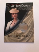 Vampire Diaries Season 1 Wardrobe Card Nina Dobrev as Katherine Pierce M... - $46.53