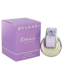 Omnia Amethyste by Bvlgari Women's Eau De Toilette Spray 2.2 oz - 100% Authentic - $59.51