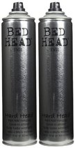 TIGI Bedhead Hard Head Hairspray, 10 oz, 2 pk - $44.55