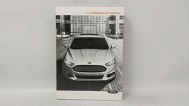 2014 Ford Fusion Owners Manual 74911 - $47.16