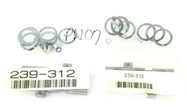 LOT OF 2 NEW NUMATICS 239-312 KITS BODY TO MANIFOLD M39312