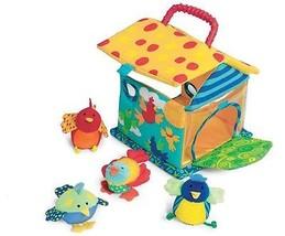 Manhattan Toy Put & Peek Birdhouse  NEW in Package - $29.32