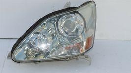 04-06 Lexus LS430 HID Xenon Headlight Head Light Driver Left LH *POLISHED* image 4