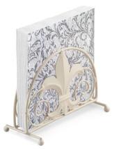 Silber Damast Weihnachten 15 x Papierservietten & Jakobslilie Servietten... - $16.35