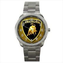 Sport Metal Unisex Watch Highest Quality Lamborghini - $23.99