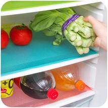 4 pcs/set 30cm*44cm Fashion Refrigerator Antibacterial antifouling Water... - $12.89