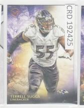 2015 Topps V #58 Terrell Suggs Baltimore Ravens Linebacker 192425 - $0.98