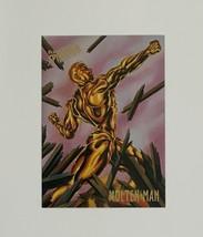 Spider-man Fleer Ultra 1995 38 Molten Man Trading Card - $1.97