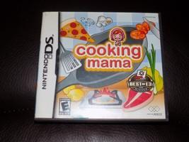 Cooking Mama (Nintendo DS, 2006) - European Version EUC - $25.11