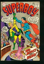 SUPERBOY #141 1967-DC SILVER AGE-URN OF CRYSTAL DEATH-VG - $22.70