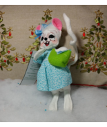 ANNALEE Blue Skies Girl Mouse #201917 - $26.00