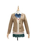 Anonymous Noise Arisugawa Nino Suguri Miou Cosplay Costume   - $99.00