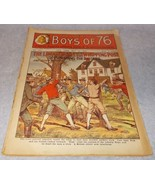 Liberty Boys of 76 Weekly Juvenile American Revolution Pulp Magazine May... - $19.95