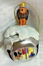 Ashton Drake Rudolph Sleigh Bell Ornament King Moonracer Misfit Lion King - $19.99