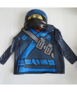 Lego Ninjago JAY Child Deluxe Costume No Pant - Size L/G (10-12) - NWT - $19.99