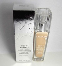 LANCOME Buff 7 W Teint Miracle Foundation Lit from within Natural Skin -... - $22.71