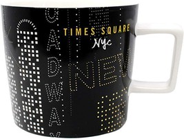 Starbucks 2014 New York Times Square Broadway 14 Ounce Coffee Mug NEW IN... - $28.95