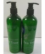 New York Biology Tea Tree Shampoo & Conditioner Deep Cleanser Dandruff I... - $21.29