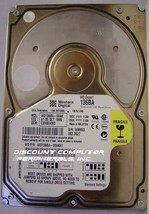 "13.6GB 3.5"" IDE Drive WD WD136BA Tested Good Free USA Shipping Our Drives Work"