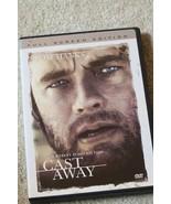 Tom Hanks - Case Away - Full Screen Edition DVD - - $7.84