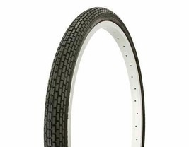 PREMIUM DURO Bicycle Tire 24 x 1.75 Small Brick Tread HF-120A Schwinn Style - $29.48