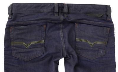 Diesel Men's Premium Classic Denim Regular Skinny Jeans Safado 0806X size 34x32