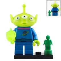 Space Alien (Little Green Men) Toy Story 4 Disney Pixar Minifigure Gift Toy - $2.99