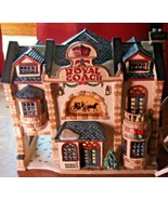 Vintage LEMAX ROYAL COACH INN Hearthside Village - $18.49