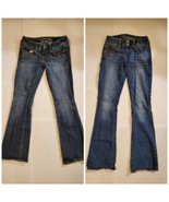 2 AEO Blue Stretch/Superstretch Jeans Women's Size 0 - $35.00